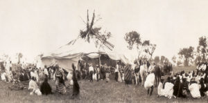 Native American Group