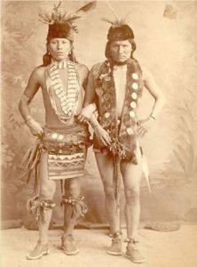 Native American Men