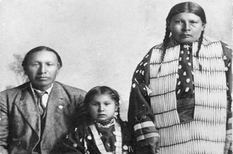 Native American Family