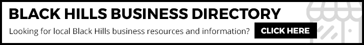 Black Hills Local Business Directory Web Banner