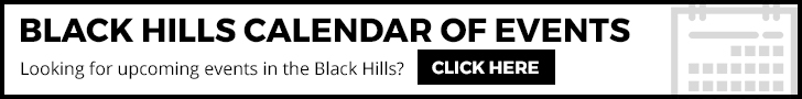 Black Hills Calendar of Events Web Banner