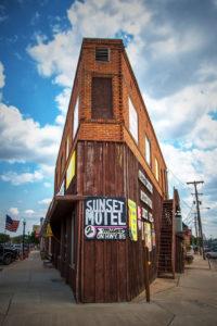 Sunset Motel BF