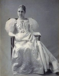 George Hearst lady