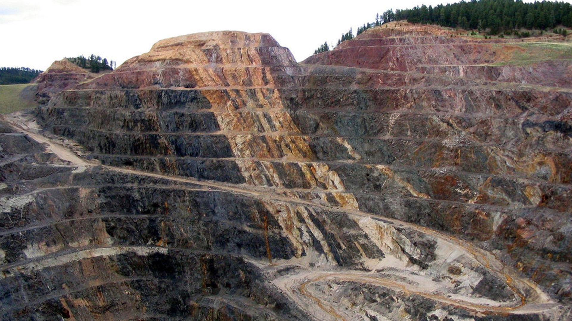 Homestake Mine byRachelHarris