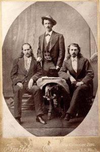 Wild Bill and friends