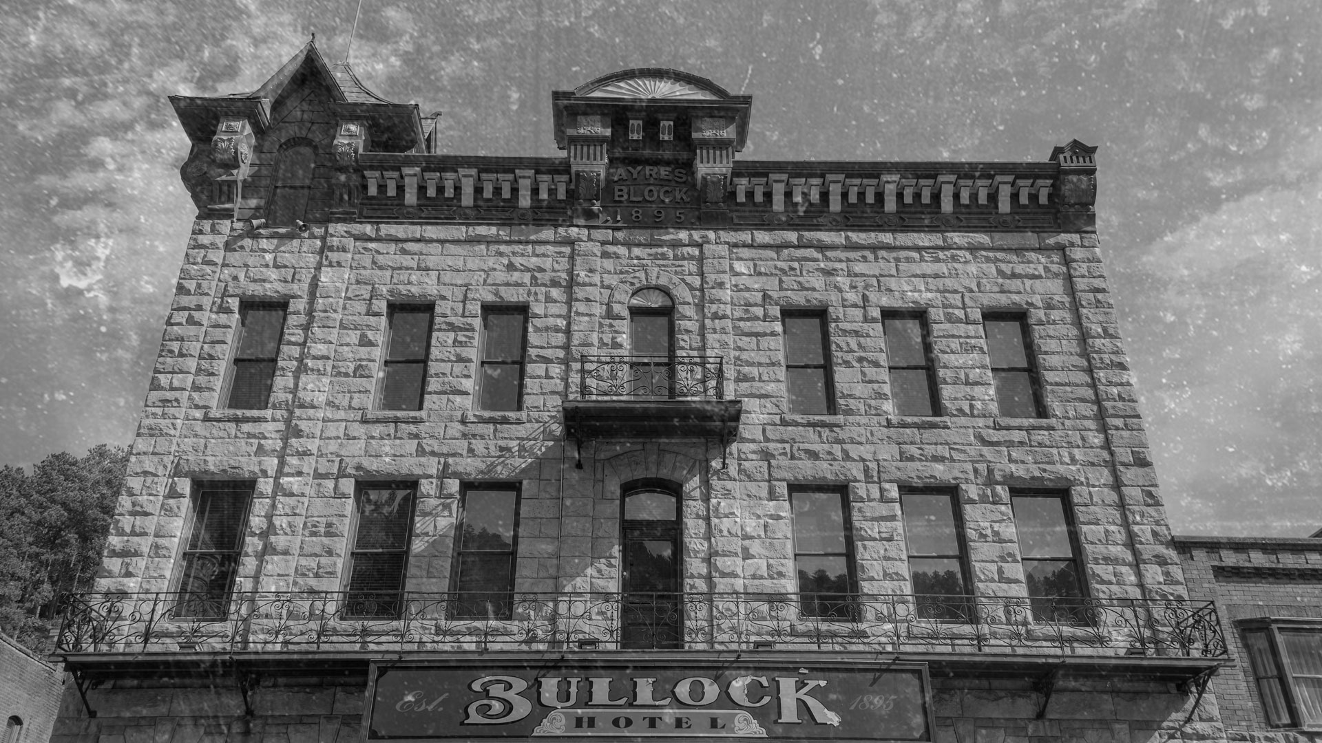 Bullock Hotel Deadwood