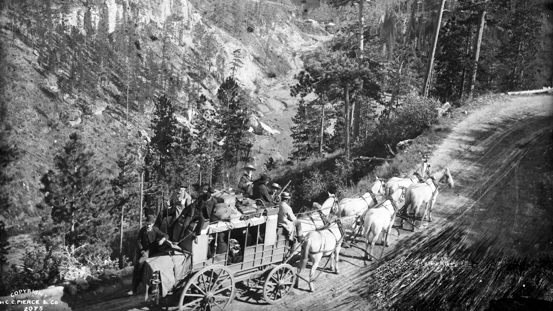 Commemorating The Trails To Deadwood Black Hills Visitor
