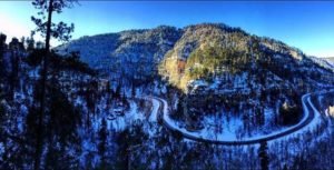Black Hills Birds eye view
