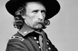 George Custer Feat