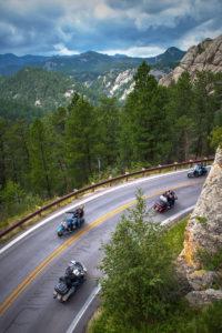 Bikes in Black Hills