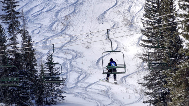 Downhill Winter Fun