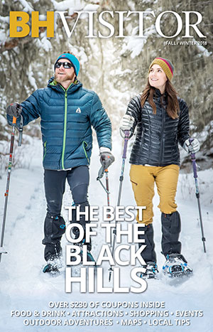 Black Hills Visitor Fall Winter 2018 Issue