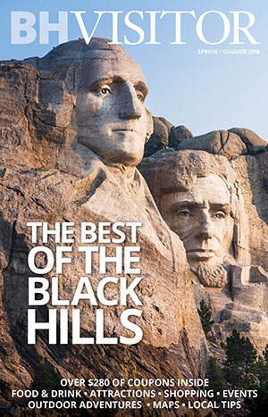 Black Hills Visitor Spring Summer 2018 Issue