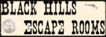 Black Hills Escape Rooms