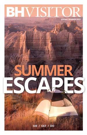 Black Hills Visitor Spring Summer 2021 Issue